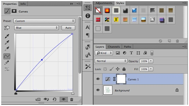 Photoshop-Curves-Layer