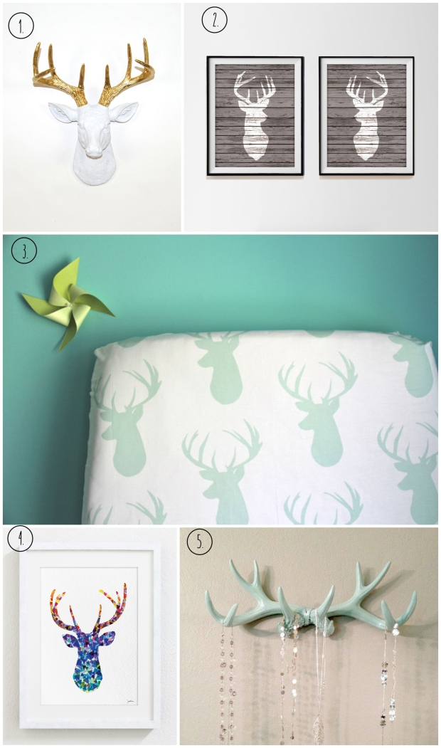 Deer-Decor-Inspiration-Khaki-and-Chrome