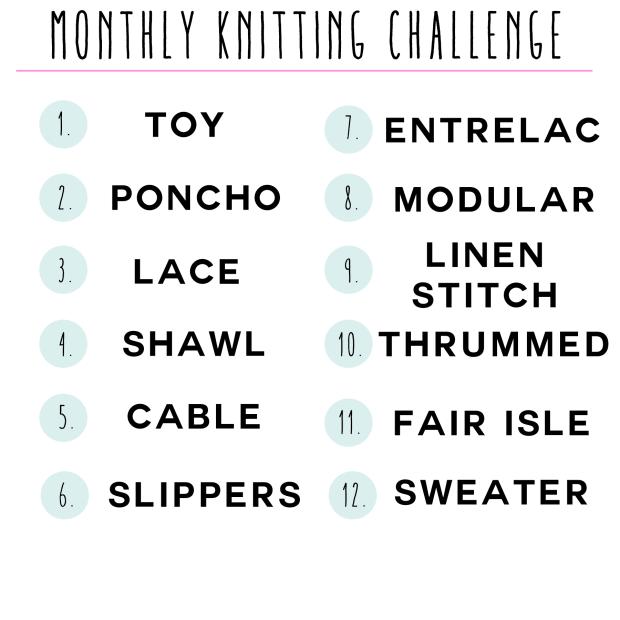 Monthly-knitting-challenge-Khaki-and-Chrome